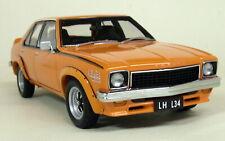 Autoart 1/18 Scale 73479 Holden LH Torana  L34 1974 Saffron diecast model Car
