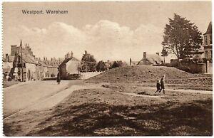 P.C Westport Wareham Near Poole & Hamworthy Dorset Good Condition P U 1931