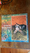 A is for Australian Animals by Kathie Atkinson (Paperback)