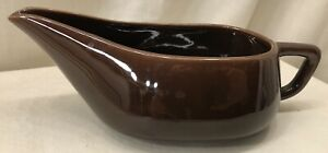 Bauer Brusche' California Pottery Gravy Boat
