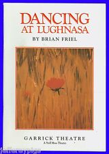 "Playbill "" Dancing at Lughnasa "" Julia Dearden, Veronica Duffy, Orla Charlton"