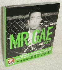 Gary Mini Album Vol. 1 MR.GAE 2014 Taiwan Ltd CD+DVD+16P Special Edition