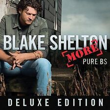 More Pure BS [Deluxe Edition] Blake Shelton (CD, May-2008) Brand New