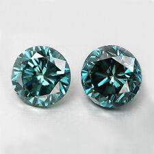 0.22 Karat echte blaue Diamanten SI1 Qualität! Inklusive Zertifizierung!