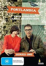 Portlandia : Series 1 (Season One DVD, 2012, Fred Armisen, Carrie Brownstein)