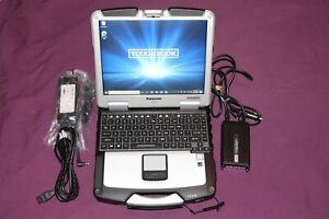 Panasonic Toughbook CF-31 MK6 i5-7300U 16GB/500GB SSD/DVD/GPS/4G LTE/Car Adapter