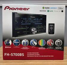 Pioneer FHS700BS 2-DIN SiriusXM Ready BT In-Dash CD/AM/FM Car Stereo FH-S700BS