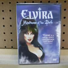 Sealed New DVD Elvira Mistress Of The Dark