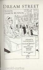 Dream Street,  stories by Damon Runyon.  Folio Society 1989