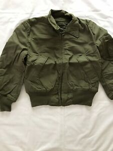 GENUINE US GI CVC TANKER JACKET COLD WEATHER HIGH TEMP RESISTANT SMALL SHORT NEW