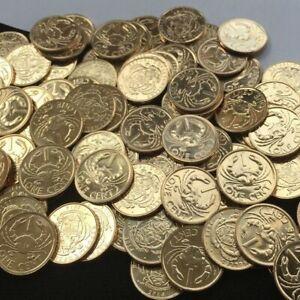 Seychelles 1 Cent (Magnetic) 2014 UNC COIN Africa, 10PCS LOT wholesale