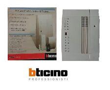 BTICINO C100G/1 KIT ANTIFURTO CENTRALE DI SICUREZZA ANTI INTRUSIONE CASA SICURA