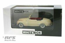 Volvo PV 445 Cabriolet Valbo 1953 beige  1:43 WHITEBOX IXO WB 285 NEU