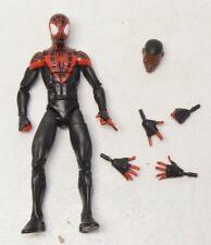 Miles Morales Spider-Man Action Figure Marvel Legends Space Venom series Hasbro