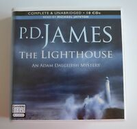 The Lighthouse: by P.D. James - Unabridged Audiobook 10CD