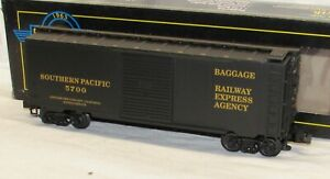 Weaver Southern Pacific Baggage Railway Express Agency Car #5700 O Gauge