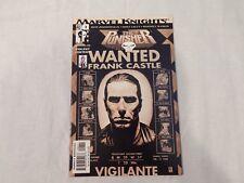 The Punisher #8 Marvel 2002 Marvel Knights NM