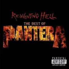 Reinventing Hell, The Best Of Pantera Cd+ Dvd [2 Cd] RHINO RECORDS