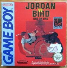 JORDAN VS BIRD ONE ON ONE NINTENDO GAME BOY DMG JB UKV