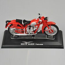 1/22 Scale Red Alloy Diecast Motorcycle Guzzi Falcome Italeri Moto Model Toy