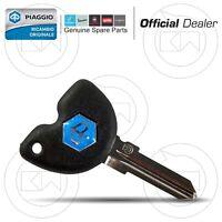 CHIAVE GREZZA DA CODIFICARE 575810 ORIGINALE PIAGGIO X EVO 125 2007 > 2012