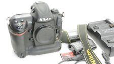 Nikon D3X 24,5 MP Digital SLR Kamera, FX, Auslösungen/shutter count 101974