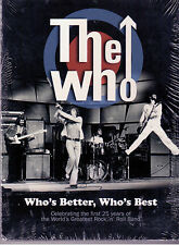 Who: Who's Better, Who's Best  Dvd Sigillato  Region 1 (U.S. and Canada only)
