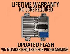 2004 CHEVROLET COLORADO 3.5L ENGINE COMPUTER 12597521 VIN PROGRAMMED