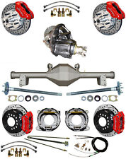 NEW SUSPENSION & WILWOOD BRAKE SET,CURRIE REAR END,POSI-TRAC GEAR,BOOSTER,879314