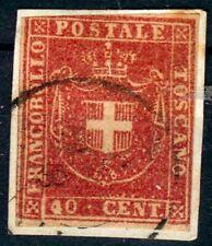 Italien-Toskana, kl. Briefstück Mi.-Nr.21o, Michel 200€, feinst