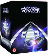 STAR TREK VOYAGER - Complete Series 1-7 Collection (NEW DVD)