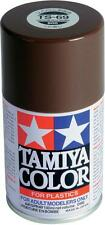 Tamiya Ts-69 Linoleum Deck Brown Spray Paint Can 3.35 oz. (100ml) 85069