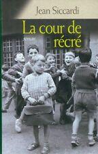 El tribunal de Recre.Jean SICCARDI.France Loisirs S003