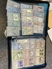 Complete Base Set Pokemon Card Collection 102/102 Original Blastoise NM-PL