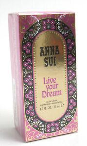 (GRUNDPREIS 133,00€/100ML) ANNA SUI - Live your Dream 30ml Eau de Toilette Spray