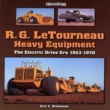 R. G. LeTourneau Heavy Equipment : The Electric-Drive Era 1963-70