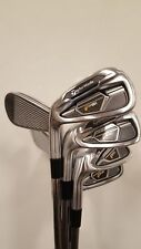 Taylormade PSi Forged Iron Set 4-AW KBS Tour105 C-Taper Regular - Used