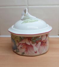 Corolla by Villeroy & Boch Lidded Sugar Bowl, Gallo Design a/f