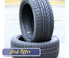 2 Tires - Hp108 21545r17 Zr 91w Xl As All Season Performance Tire