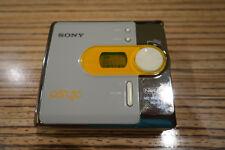 Sony net MZ MiniDisc n420d reproductor Walkman (67)