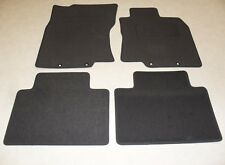 Nissan X-Trail 2014-on Fully Tailored Deluxe Car Mats in Grey with Grey Trim