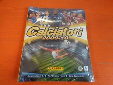 ALBUM FIGURINE PANINI CALCIATORI 2009-2010 SIGILLATO SEALED