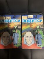 """ROBOTECH MASTER Action Figure (4"""") c.1985 Harmony Gold #7215"""