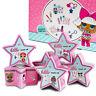 LOL Surprise Star Dolls Make Up Girls Arts Craft Stickers Cosmetics Accessories