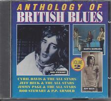 """VARIOUS ARTISTS  """"Anthology of British Blues Vol. 2""""  NEW SEALED CD  1 of last 3"""