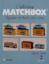 LIVRE/BOOK : MATCHBOX REGULAR WHEELS 1953-1969 (argus,miniature,diecast,die-cast