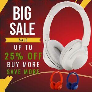 High Sound Quality Bluetooth Wireless Headphones Headset Earphones BT 5.0