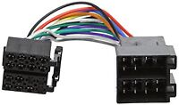 PC2-04-4 VAUXHALL VECTRA 1995-05 CD RADIO STEREO ISO WIRING LOOM HARNESS ADAPTOR