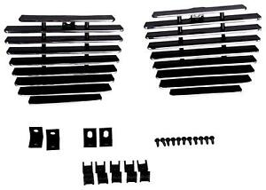 Carriage Works 43012 Polished Aluminum Billet Grille 07-14 Chevy Suburban/Tahoe