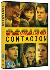 Contagion DVD Neu DVD (1000278051)